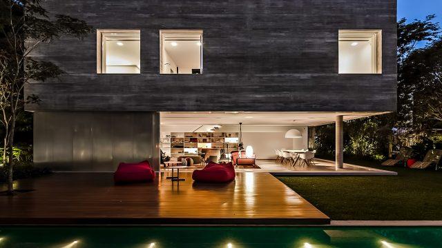 Maison Cube - São Paulo, Brésil