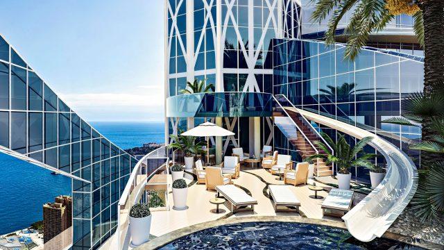 La Tour Odeon Sky Penthouse - 36 Avenue de l'Annonciade, Monaco