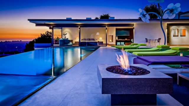 Résidence de Matthew Perry - 9010 Hopen Place, Los Angeles, CA, États-Unis