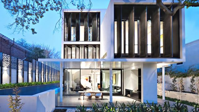 Résidence 18 Verdant Avenue - Toorak, Melbourne, Victoria, Australie