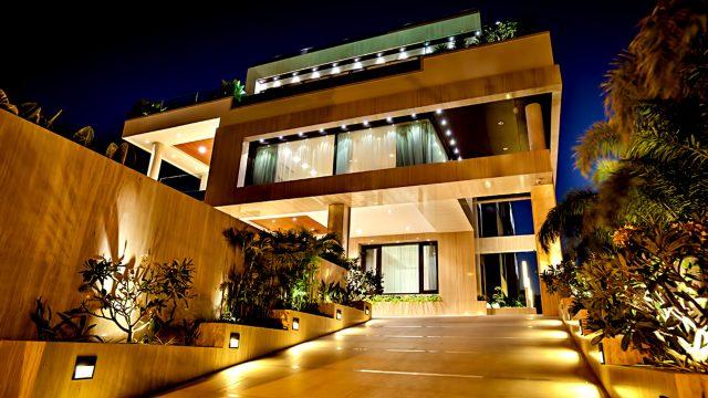 Résidence CM Ramesh - Jubilee Hills, Hyderabad, Telangana, Inde