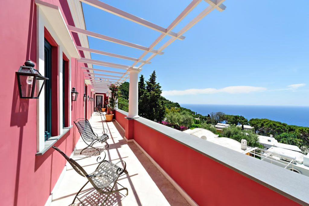 Résidence Villa Ferraro - Capri, Naples, Campanie, Italie