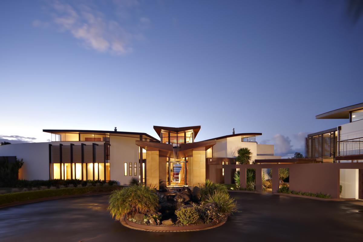 Maison Sullivan – 58 Porterfield Road, Whitford, Auckland, Nouvelle-Zélande