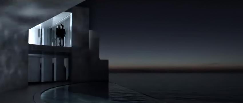 Élégance moderne et luxe intemporel avec Calvin Klein et La Résidence Razor