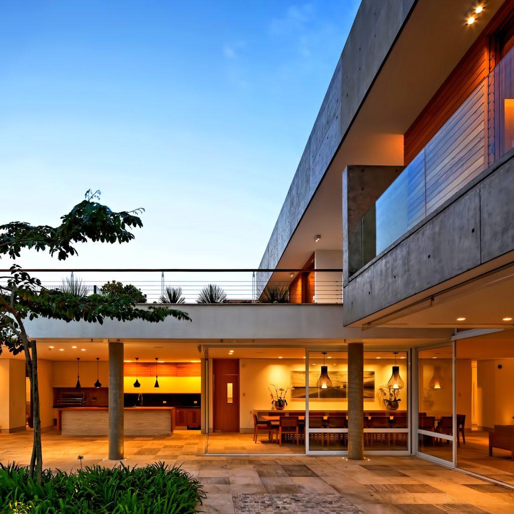 Résidence FG - Araraquara, São Paulo, Brésil