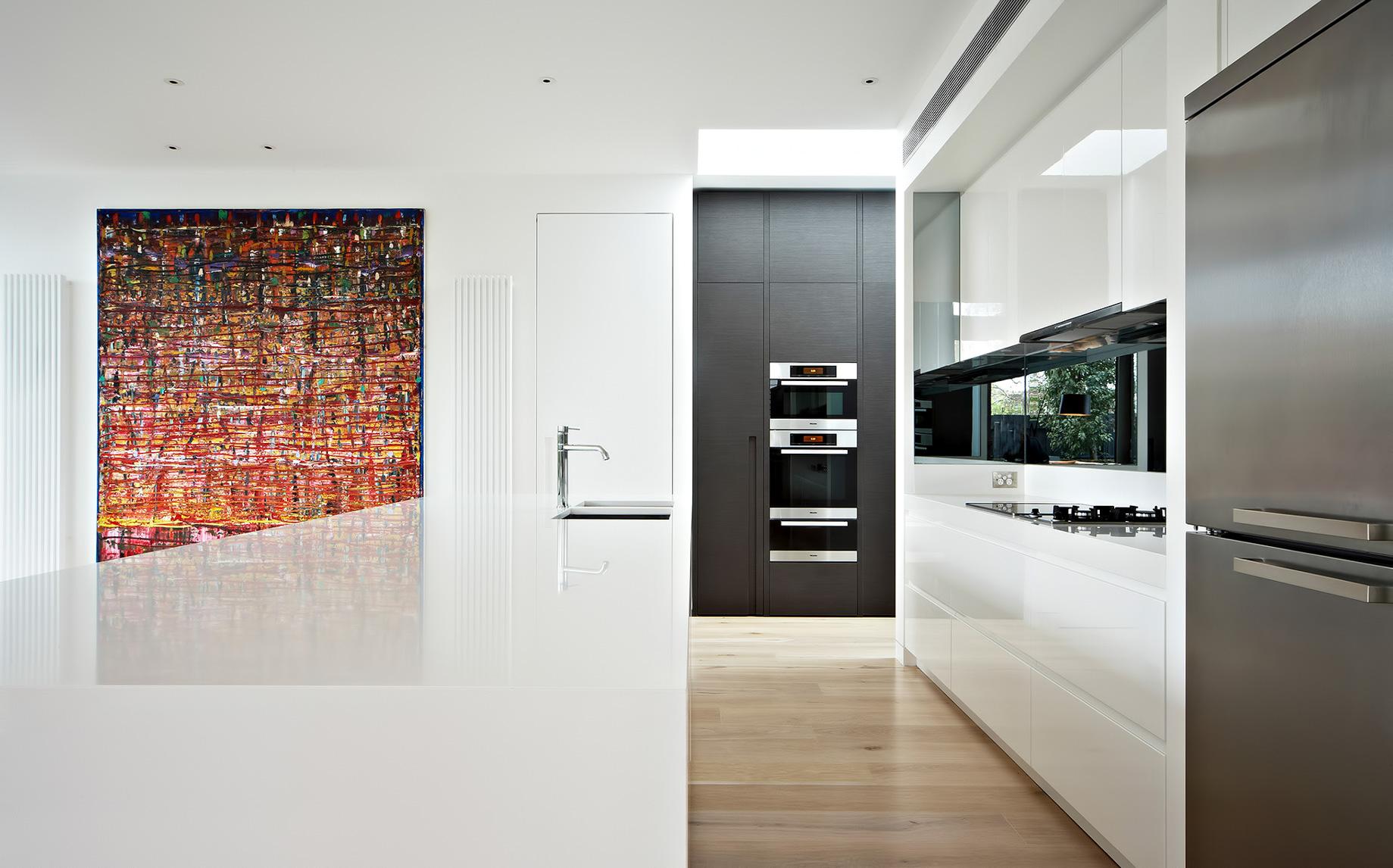 Résidence DMH – Melbourne, Victoria, Australie