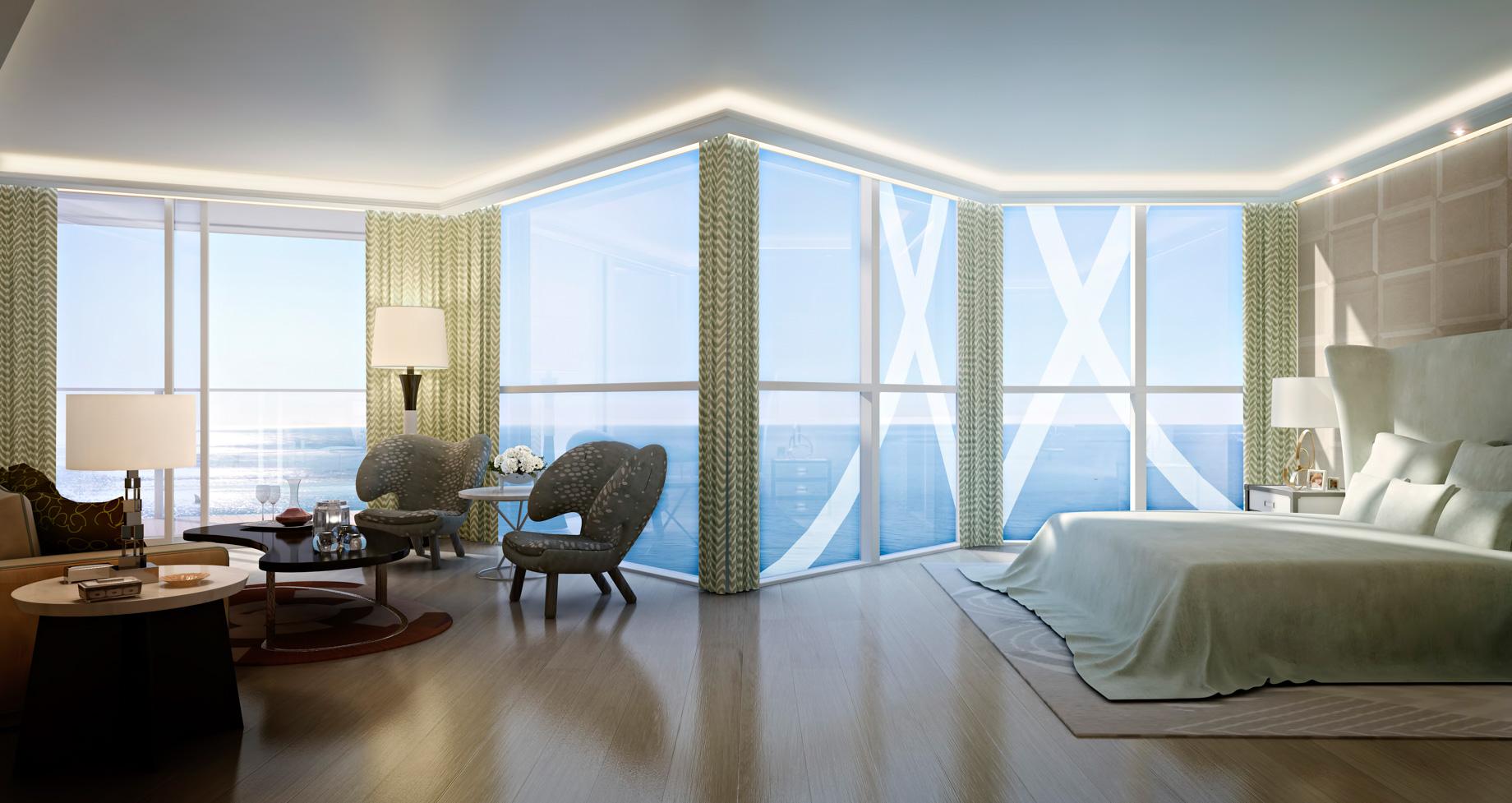La Tour Odeon Sky Penthouse – 36 Avenue de l'Annonciade, Monaco