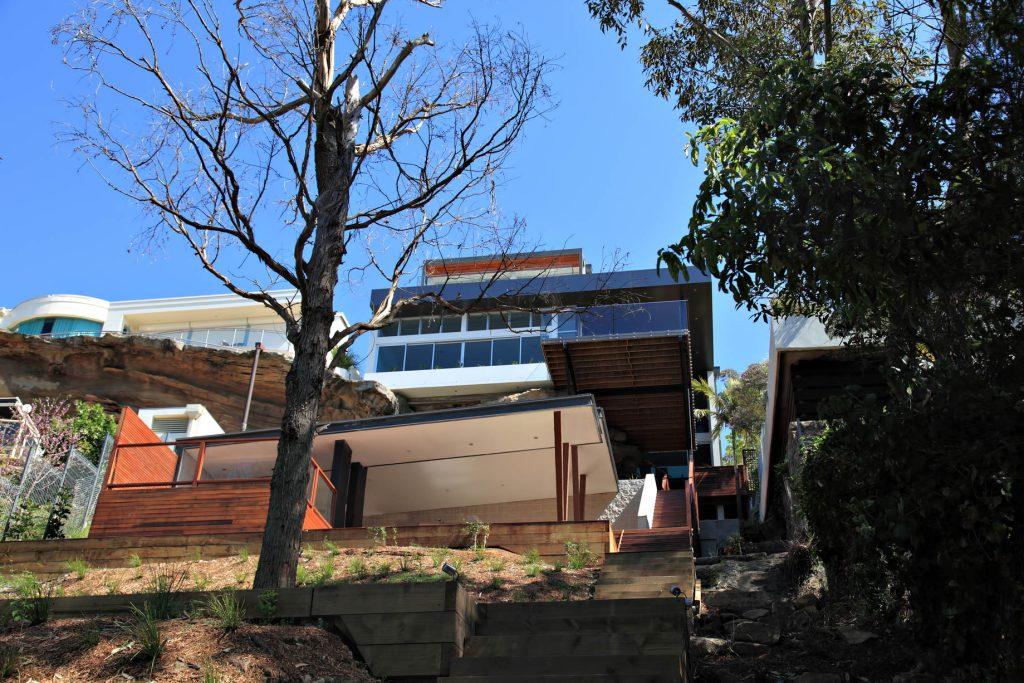 Résidence du 36 Kangaroo Point Road - Sydney, Nouvelle-Galles du Sud, Australie