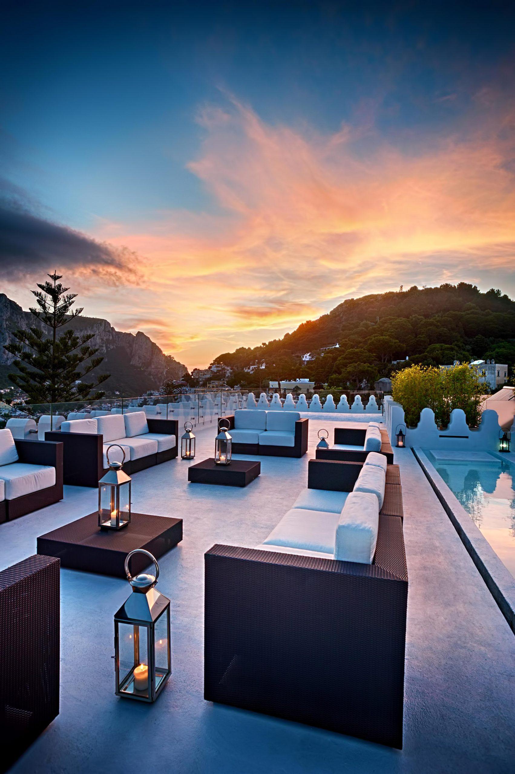 Résidence Villa Ferraro – Capri, Naples, Campanie, Italie