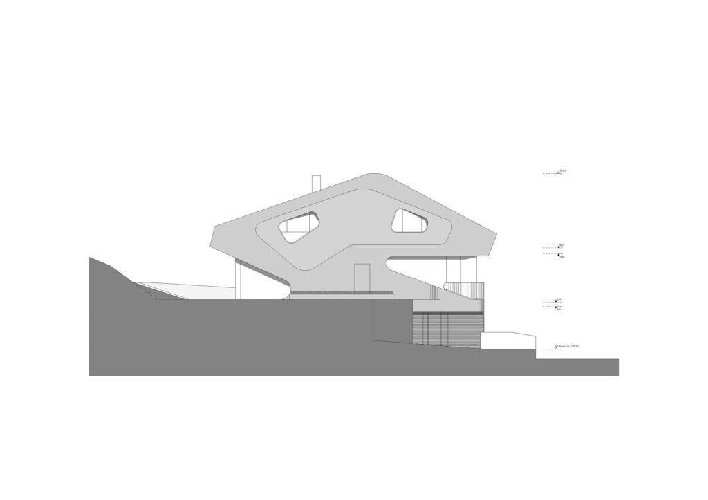 Sections - Maison OLS - Stuttgart, Bade-Wurtemberg, Allemagne