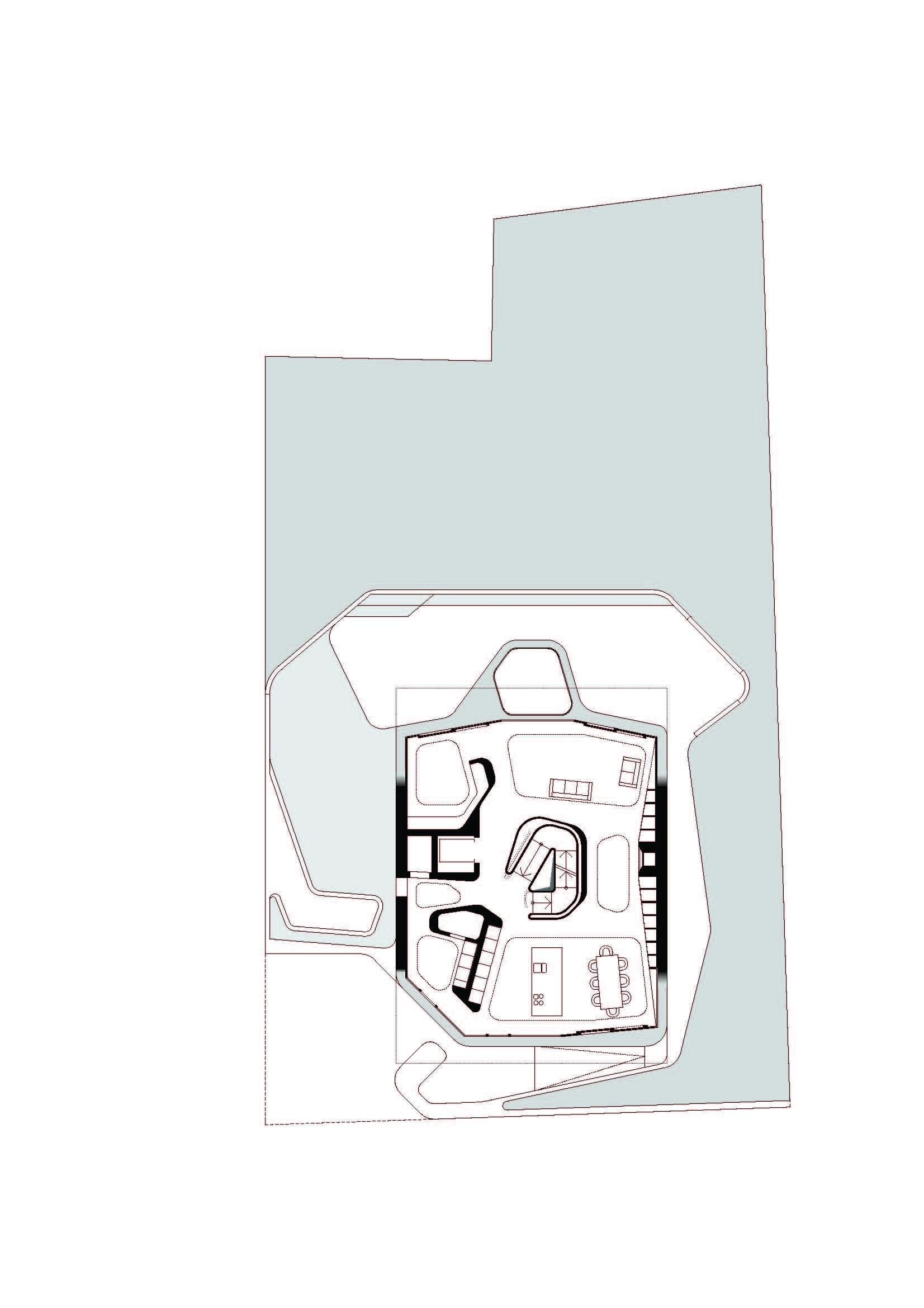 Plans d'étage - Maison OLS - Stuttgart, Bade-Wurtemberg, Allemagne