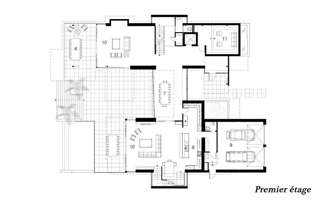 Premier étage - Résidence River Road - 83 S River Rd, Stuart, FL, États-Unis