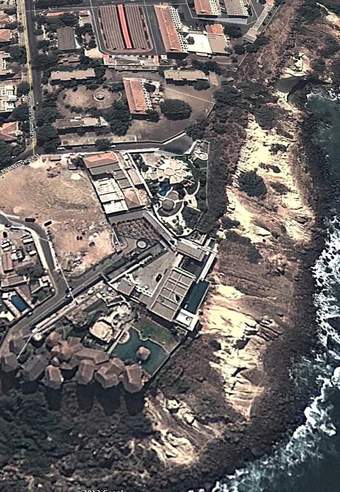 Aérien - Plans d'étage - Résidence Dakar Sow - Dakar, Sénégal