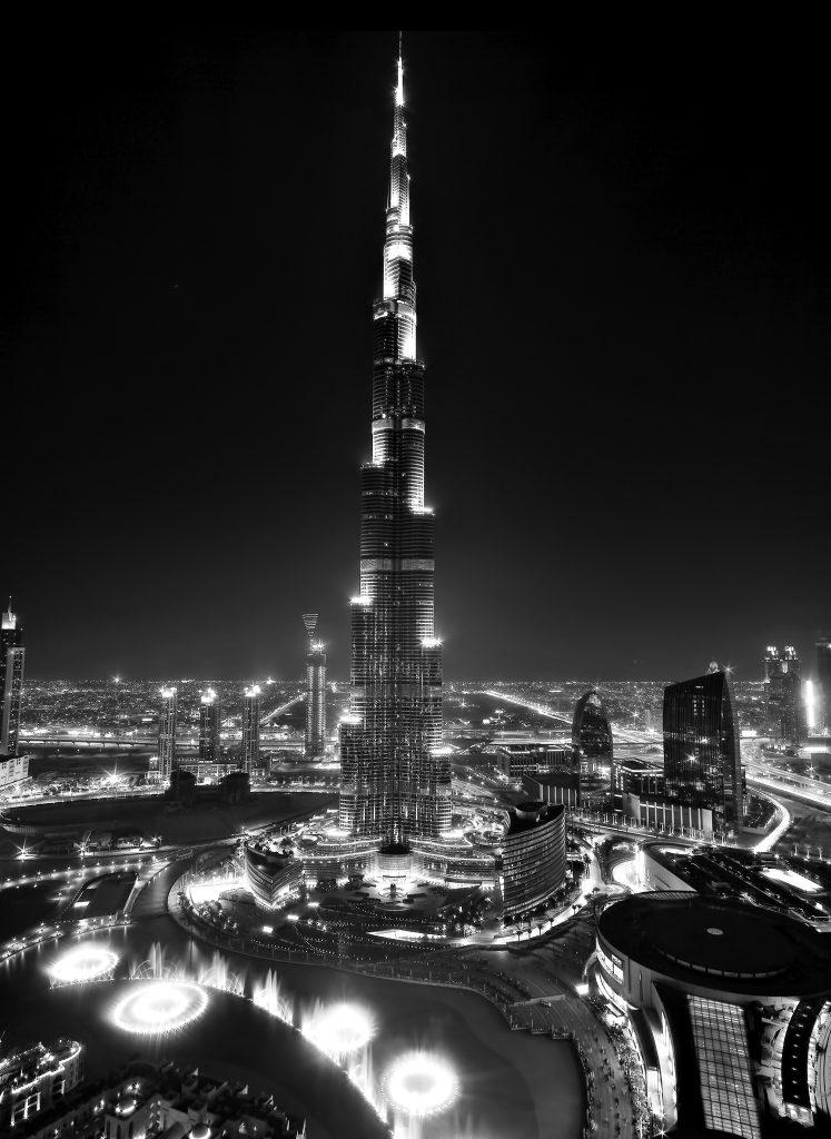 Armani Hotel Dubai - Burj Khalifa, Dubaï, Émirats arabes unis - Gratte-ciel Burj Dubai