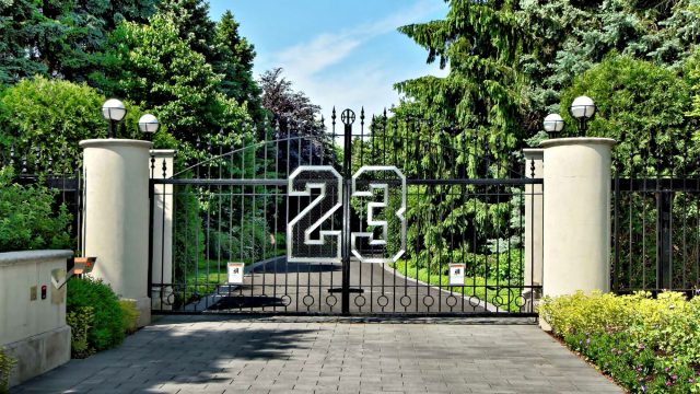 La maison de Michael Jordan à Chicago - Legend Point à Highland Park, IL, États-Unis