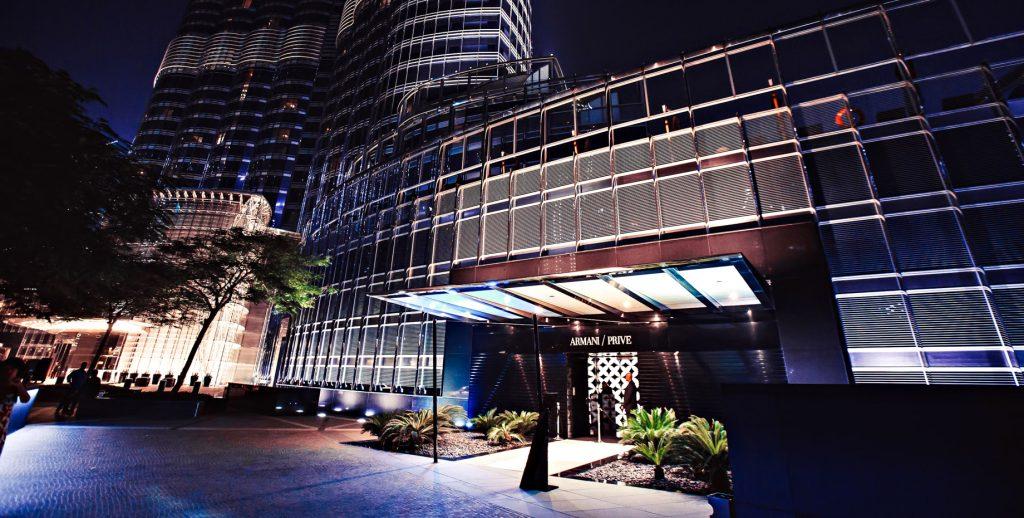 Armani Hotel Dubai - Burj Khalifa, Dubaï, Émirats arabes unis - Boîte de nuit Burj Khalifa Armani Prive