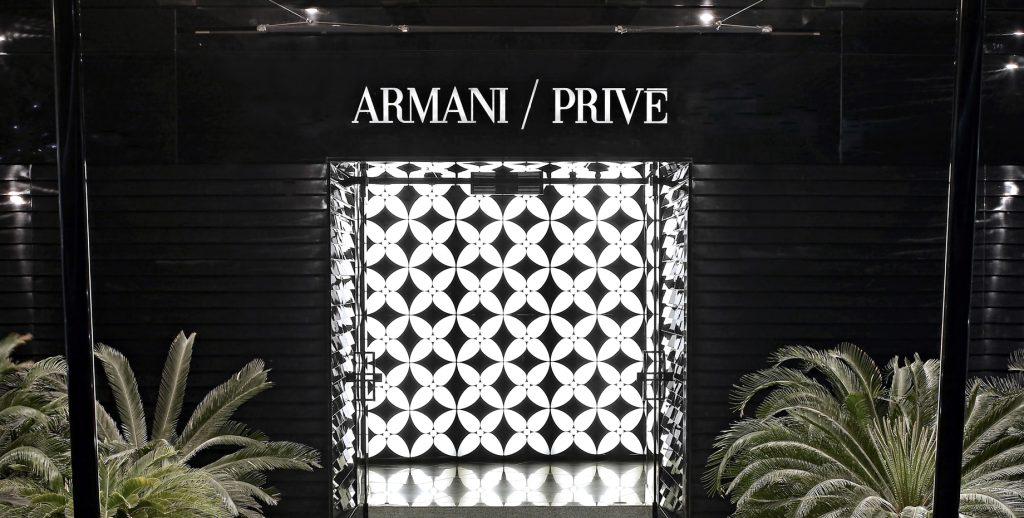 Armani Hotel Dubai - Burj Khalifa, Dubaï, Émirats arabes unis - Entrée à la discothèque Armani Prive