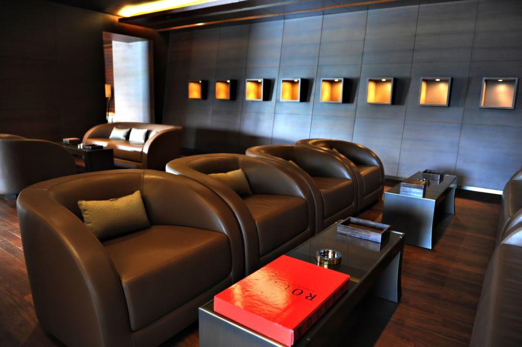 Armani Hotel Dubai - Burj Khalifa, Dubaï, Émirats arabes unis - Salon intérieur de l'hôtel Armani