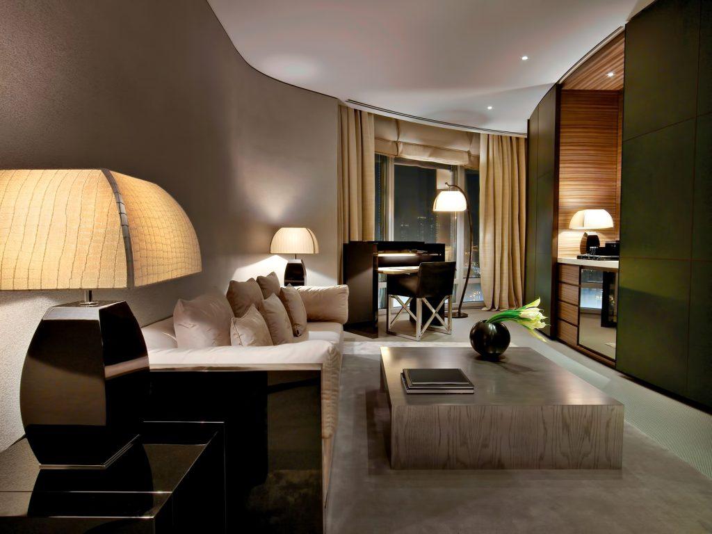 Armani Hotel Dubai - Burj Khalifa, Dubaï, Émirats arabes unis - Suite Armani