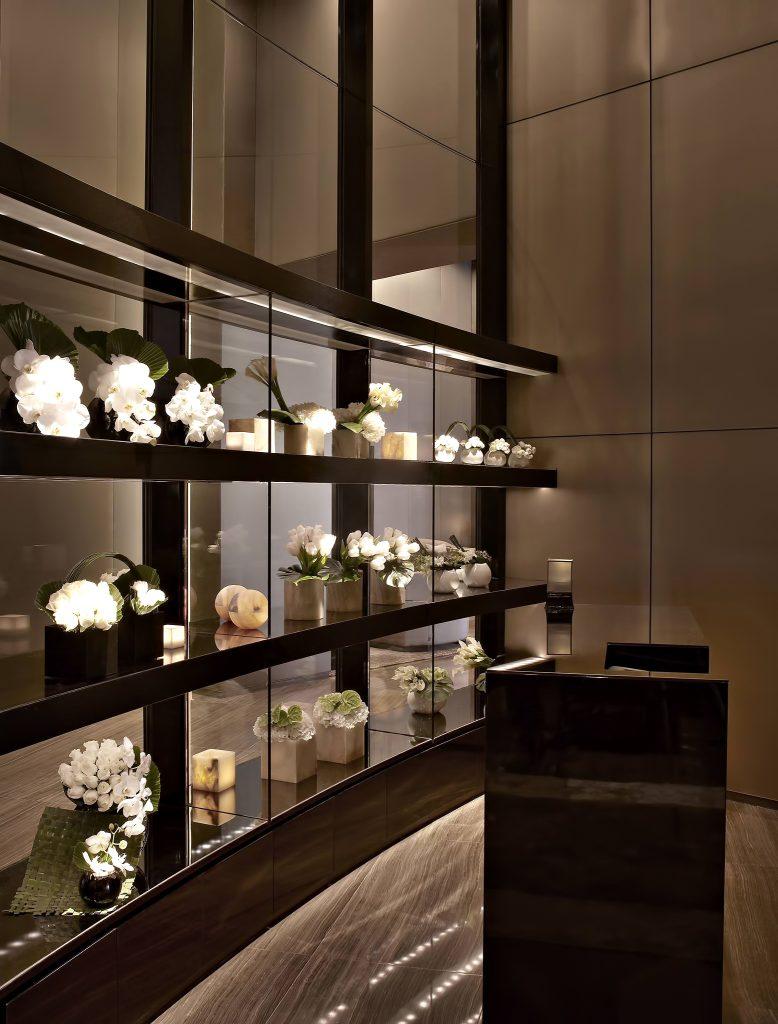 Armani Hotel Dubai - Burj Khalifa, Dubaï, Émirats arabes unis - Boutique exclusive Armani Fiori