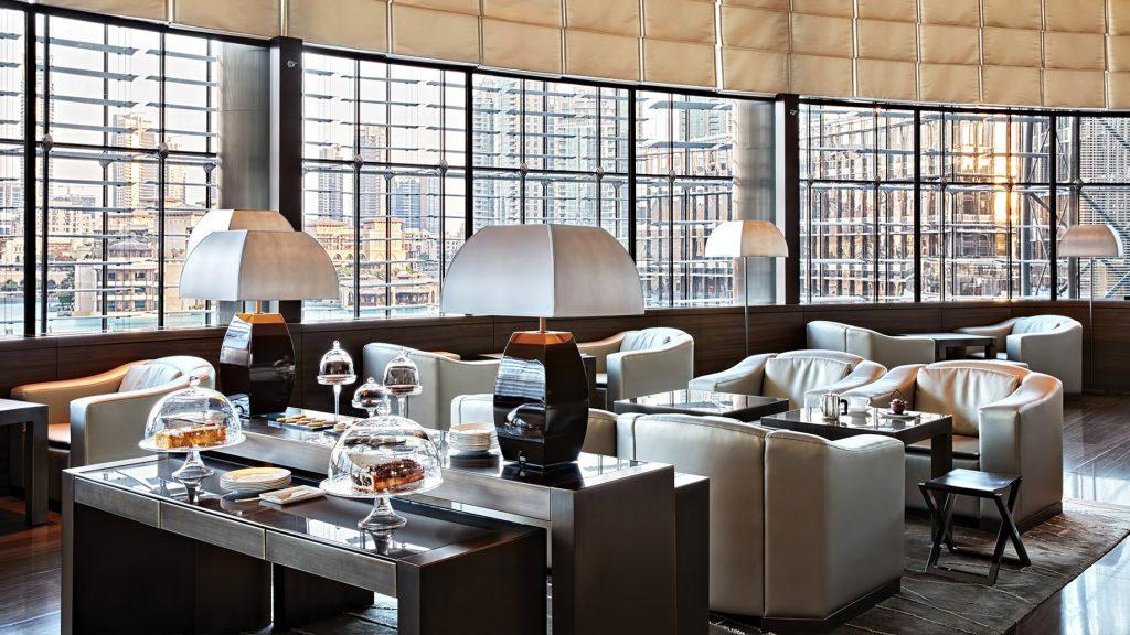 Armani Hotel Dubai - Burj Khalifa, Dubaï, Émirats arabes unis - Salon Armani