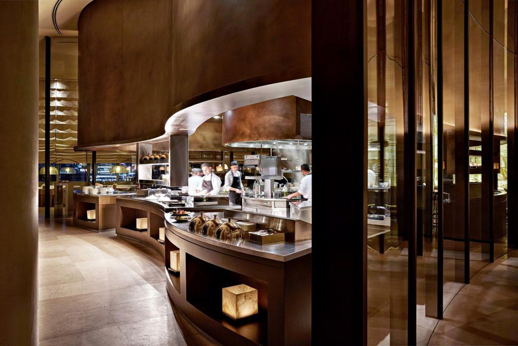 Armani Hotel Dubai - Burj Khalifa, Dubaï, Émirats arabes unis - Cuisine du restaurant Armani