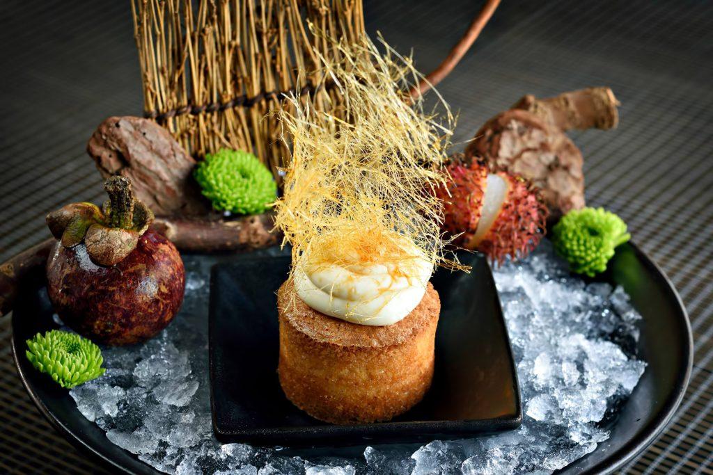 Armani Hotel Dubai - Burj Khalifa, Dubaï, Émirats arabes unis - art culinaire innovant Armani