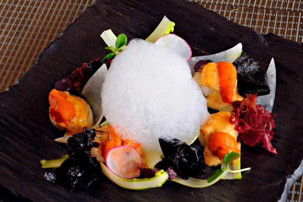 Armani Hotel Dubai - Burj Khalifa, Dubaï, Émirats arabes unis - Armani art culinaire exquis