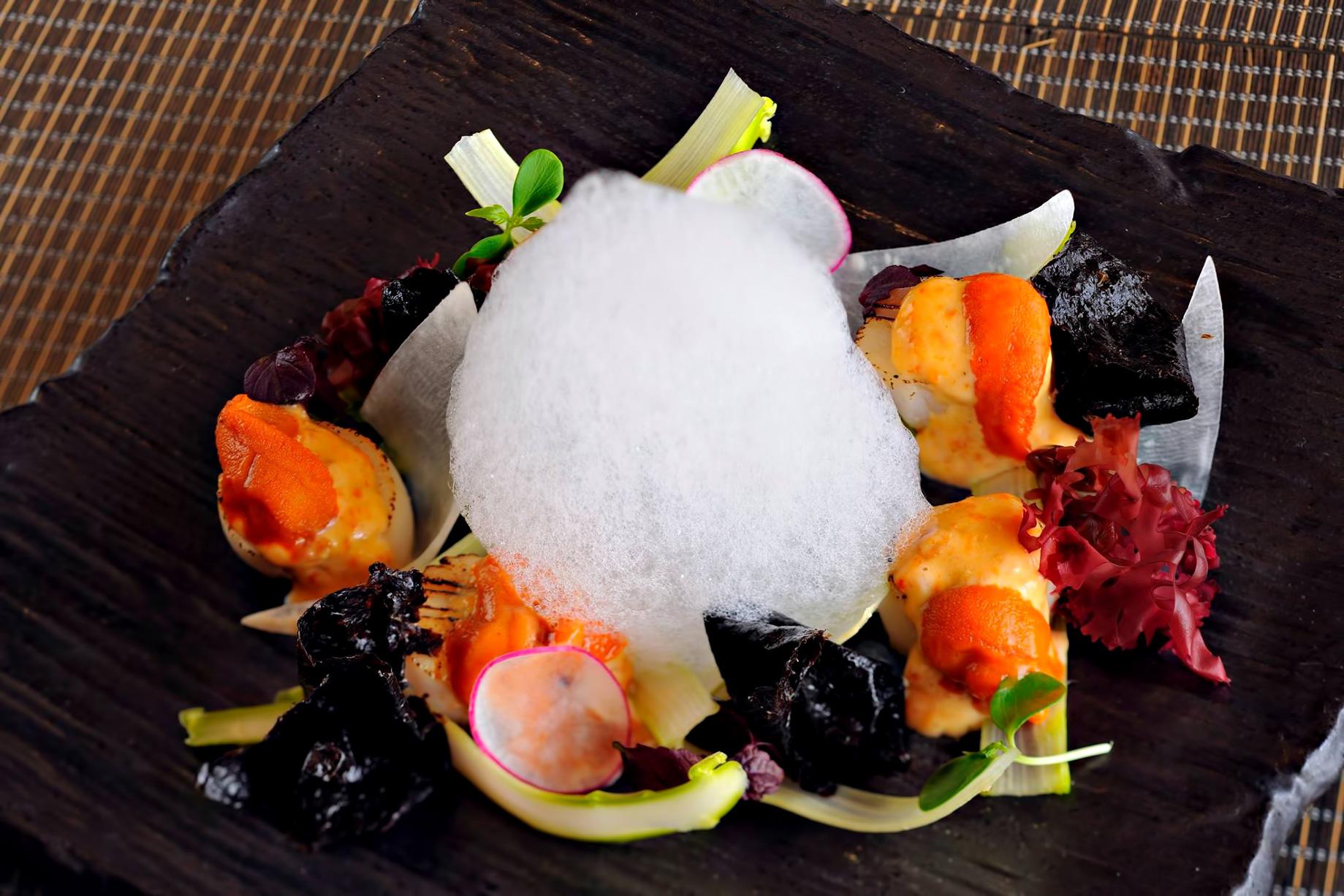Armani Hotel Dubai – Burj Khalifa, Dubaï, Émirats arabes unis – Armani art culinaire exquis