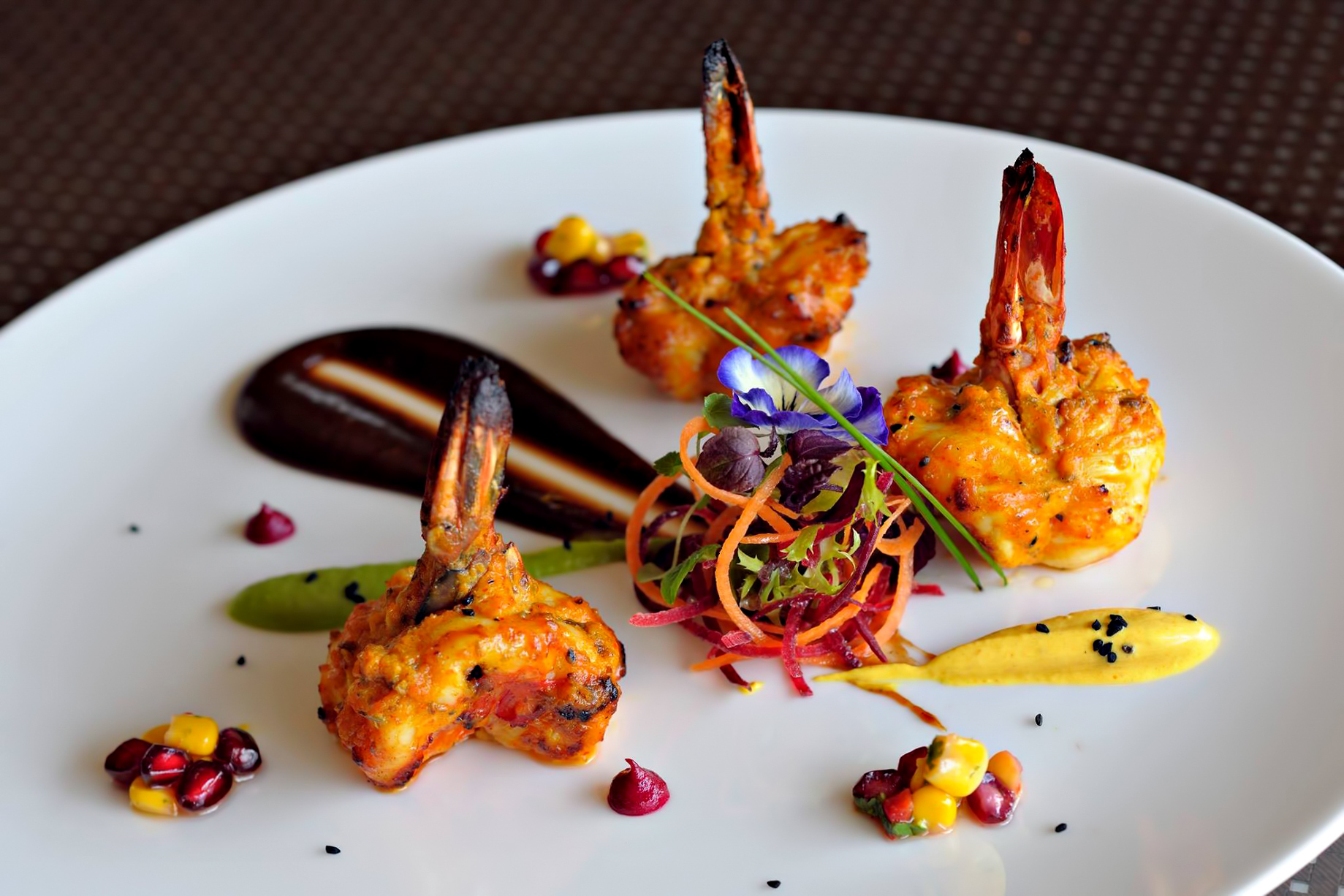 Armani Hotel Dubai – Burj Khalifa, Dubaï, Émirats arabes unis – Armani Amal art culinaire exquis