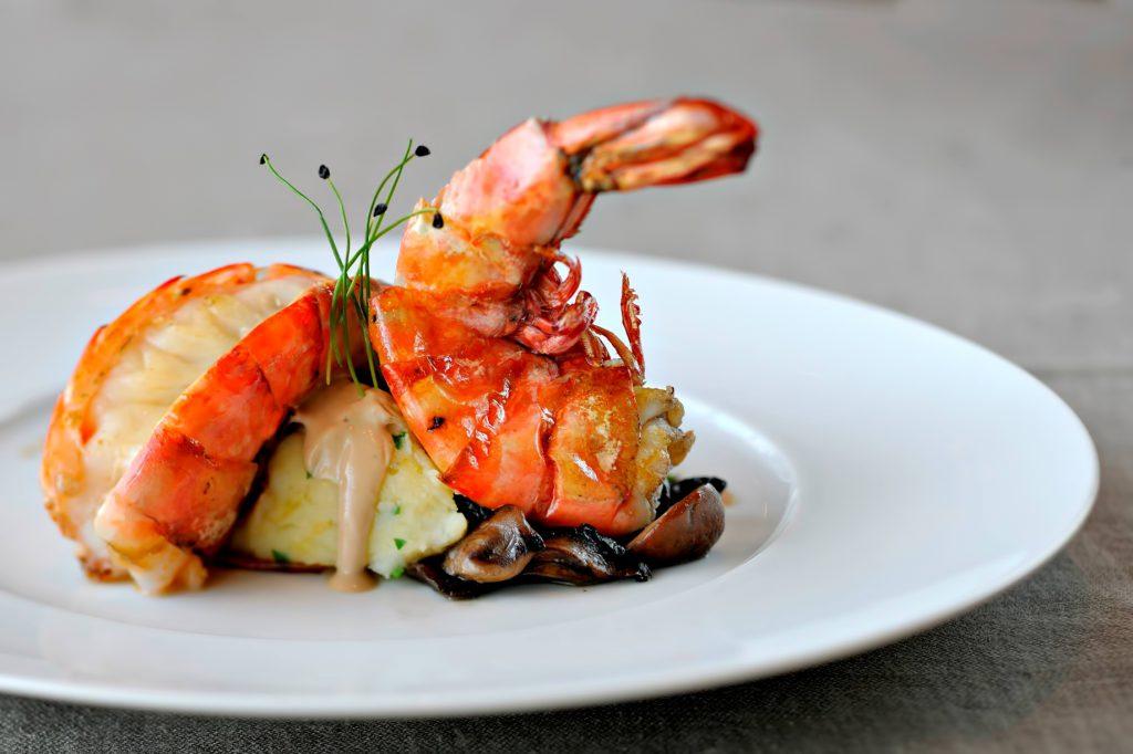 Armani Hotel Dubai - Burj Khalifa, Dubaï, Émirats arabes unis - Le plaisir culinaire du restaurant Armani