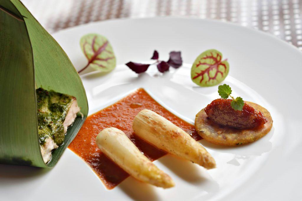 Armani Hotel Dubai - Burj Khalifa, Dubaï, Émirats arabes unis - Plaisir culinaire Armani Amal