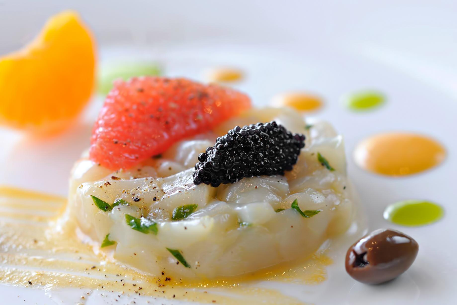 Armani Hotel Dubai - Burj Khalifa, Dubaï, Émirats arabes unis - Indulgence culinaire Armani