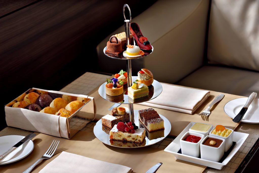Armani Hotel Dubai - Burj Khalifa, Dubaï, Émirats arabes unis - Desserts Armani