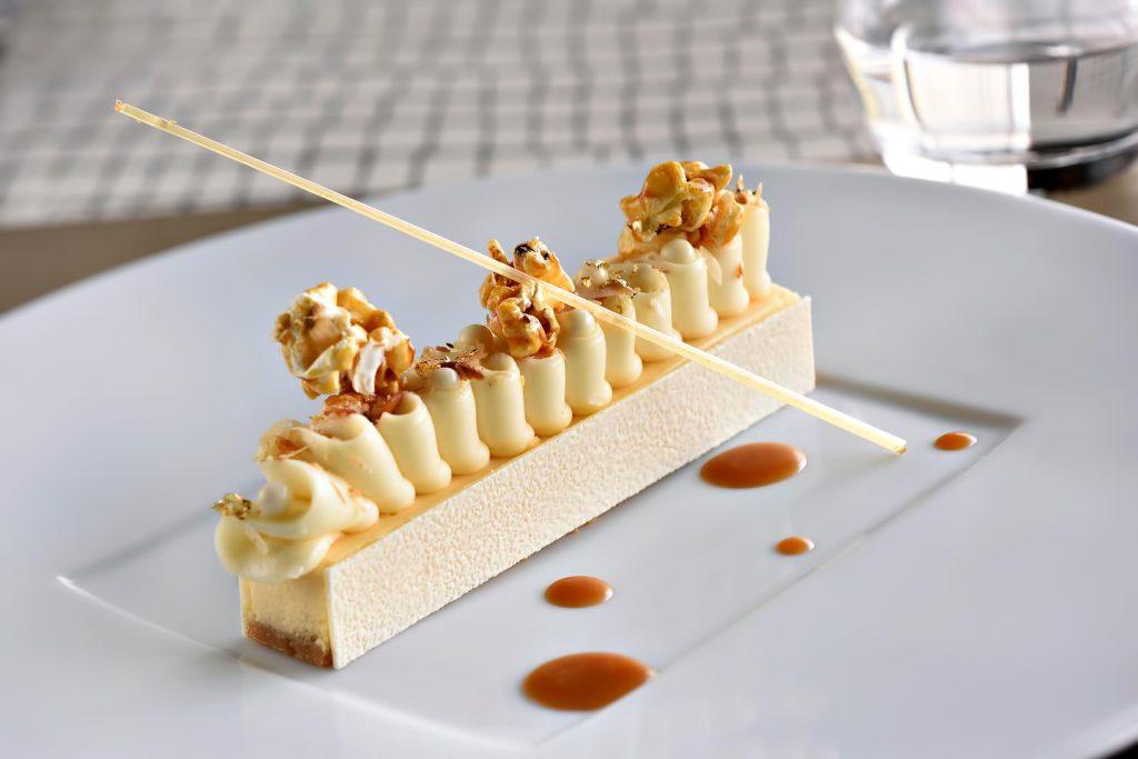 Armani Hotel Dubai - Burj Khalifa, Dubaï, Émirats arabes unis - Dessert Signature Armani