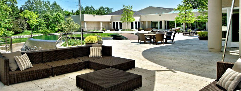La maison de Michael Jordan à Chicago - Legend Point à Highland Park, IL, États-Unis