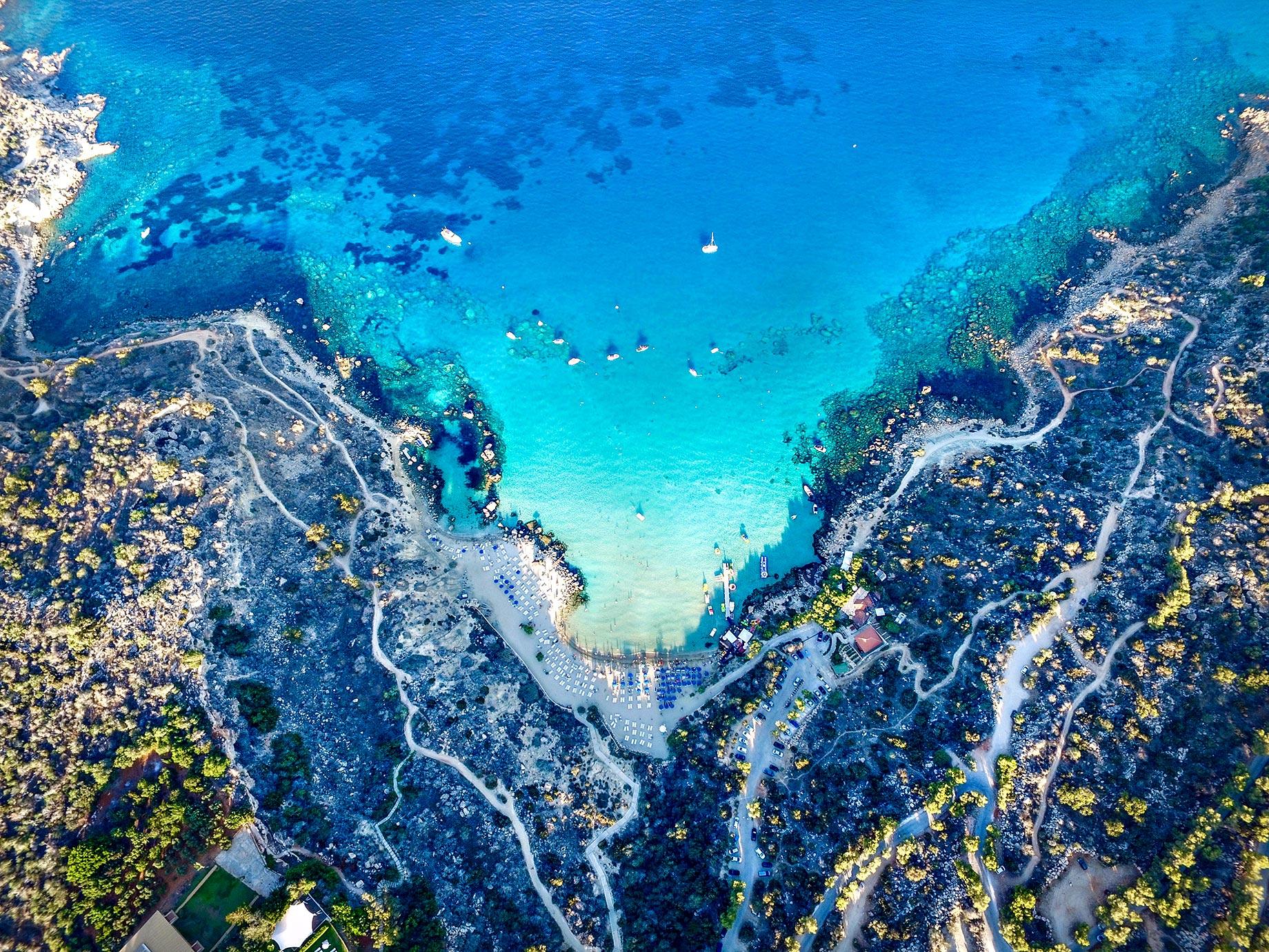 Chypre - Top 10 des destinations de voyage de luxe dans le monde