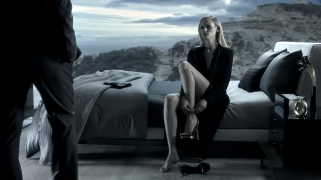 Modern Elegance and Timeless Luxury with Calvin Klein and The Razor