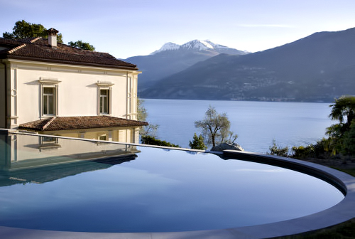 Lago di Como $35 Million Italian Luxury Estate Lakeside Villa Giuseppina
