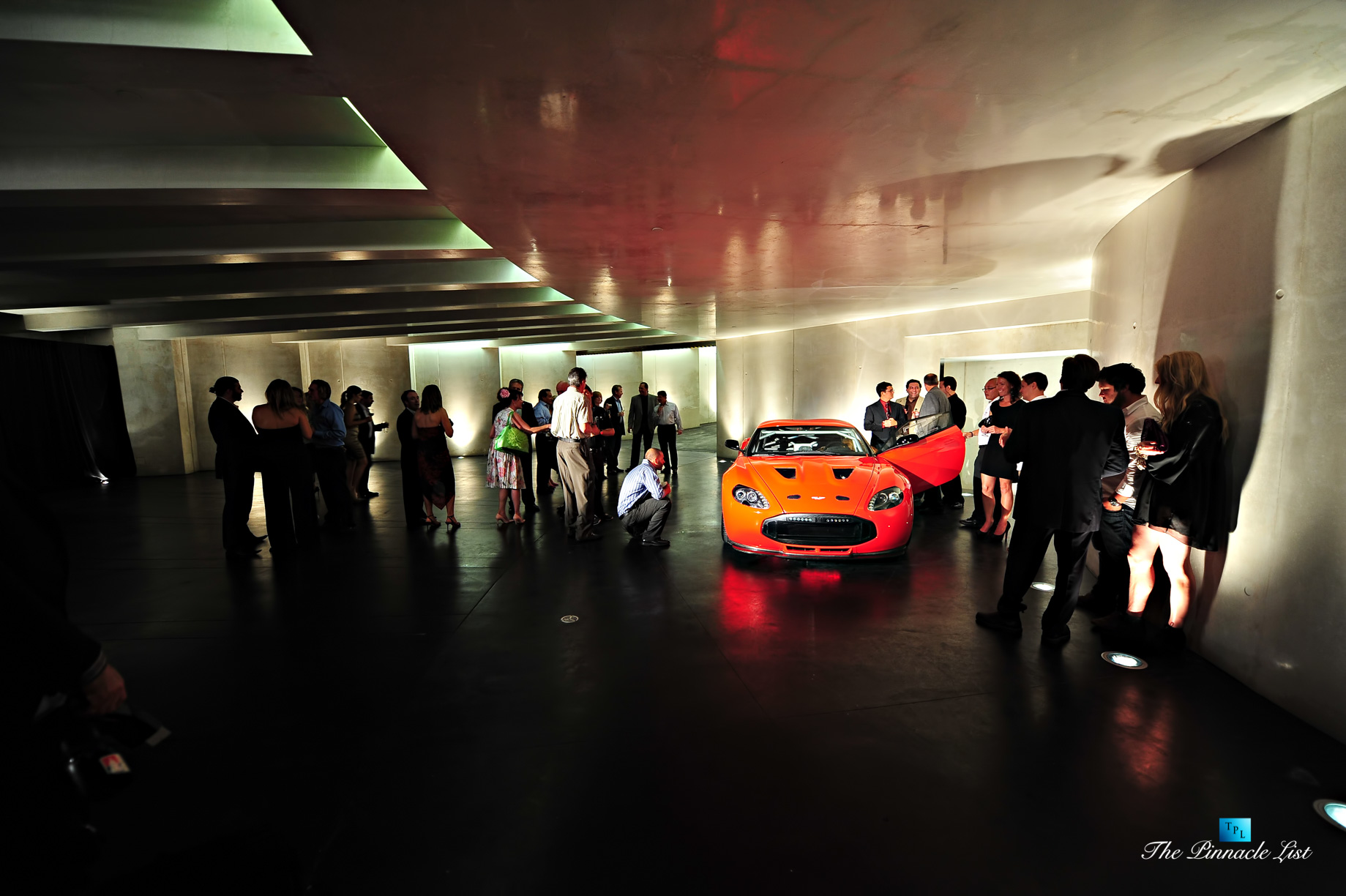 Aston Martin Reveals the V12 Zagato Supercar at The Razor Residence
