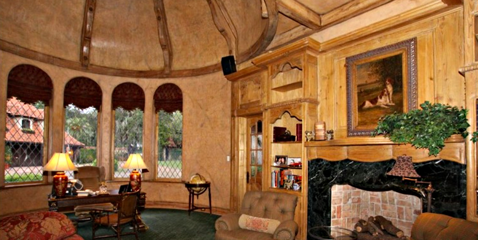 Hulk Hogan's Former Belleair Estate at 130 Willadel Drive in Florida