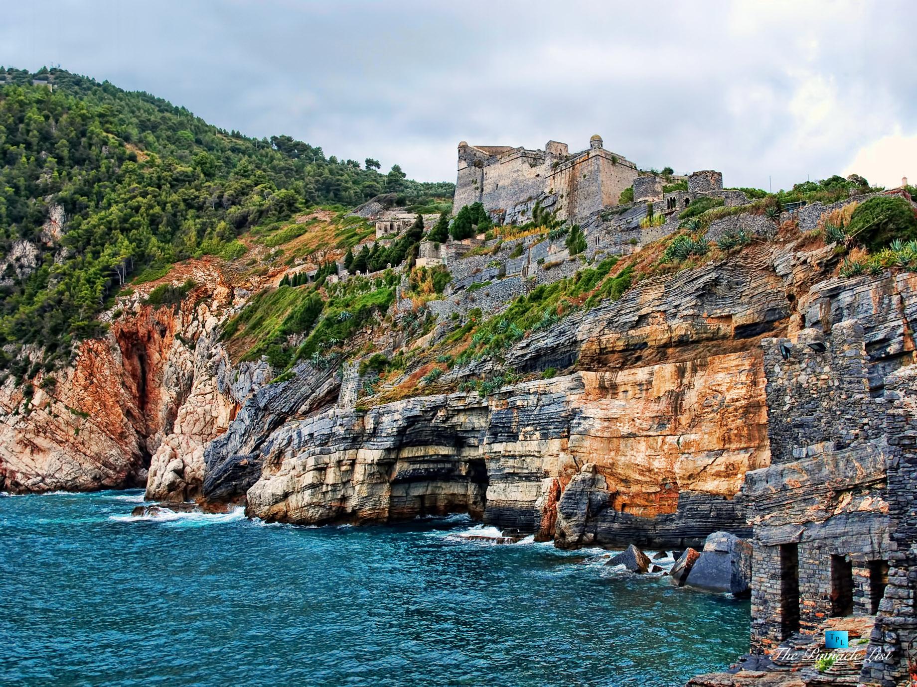 Doria Castle - Portovenere, La Spezia, Liguria - Italy's Hidden Treasure