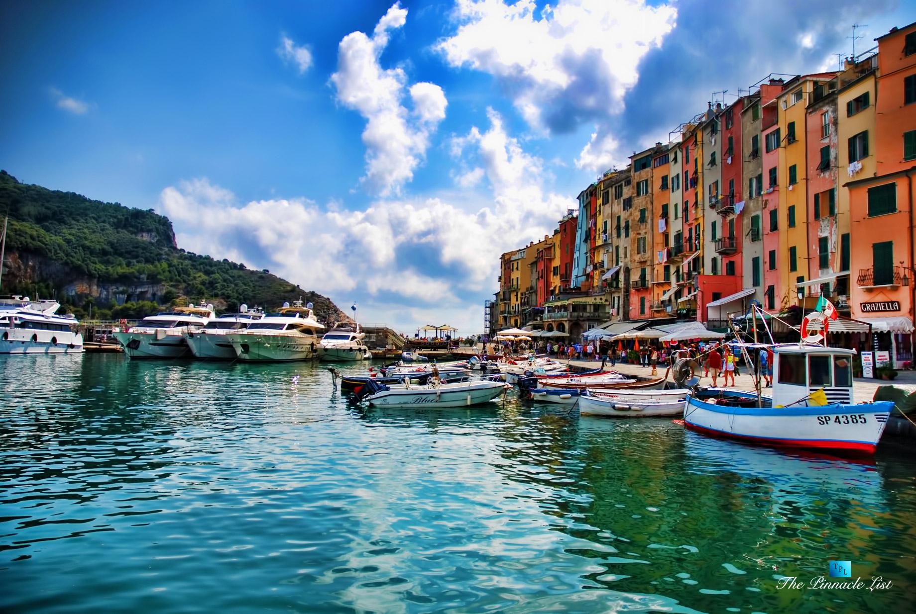 Marina – Portovenere, La Spezia, Liguria – Italy's Hidden Treasure