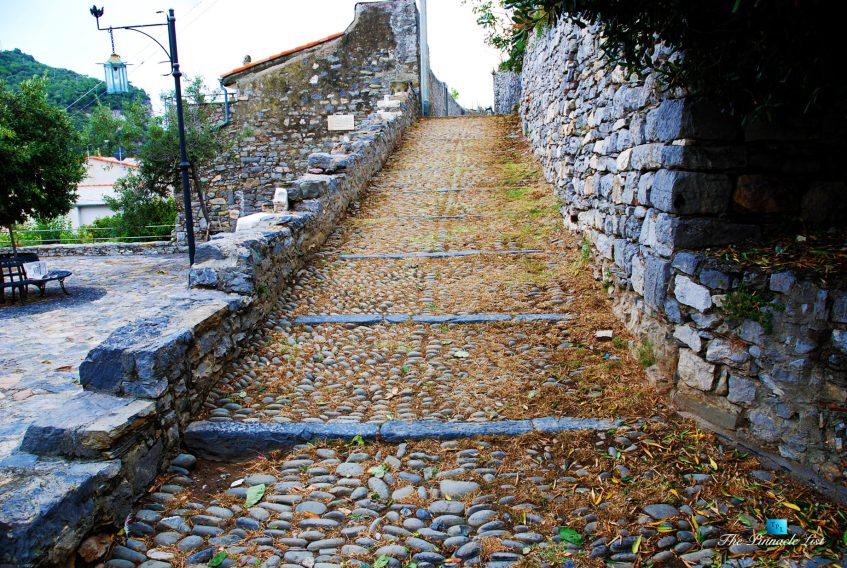 Road to Doria Castle - Portovenere, La Spezia, Liguria - Italy's Hidden Treasure