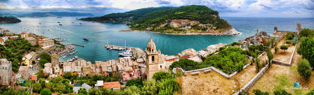 Pano - Portovenere, La Spezia, Liguria - Italy's Hidden Treasure