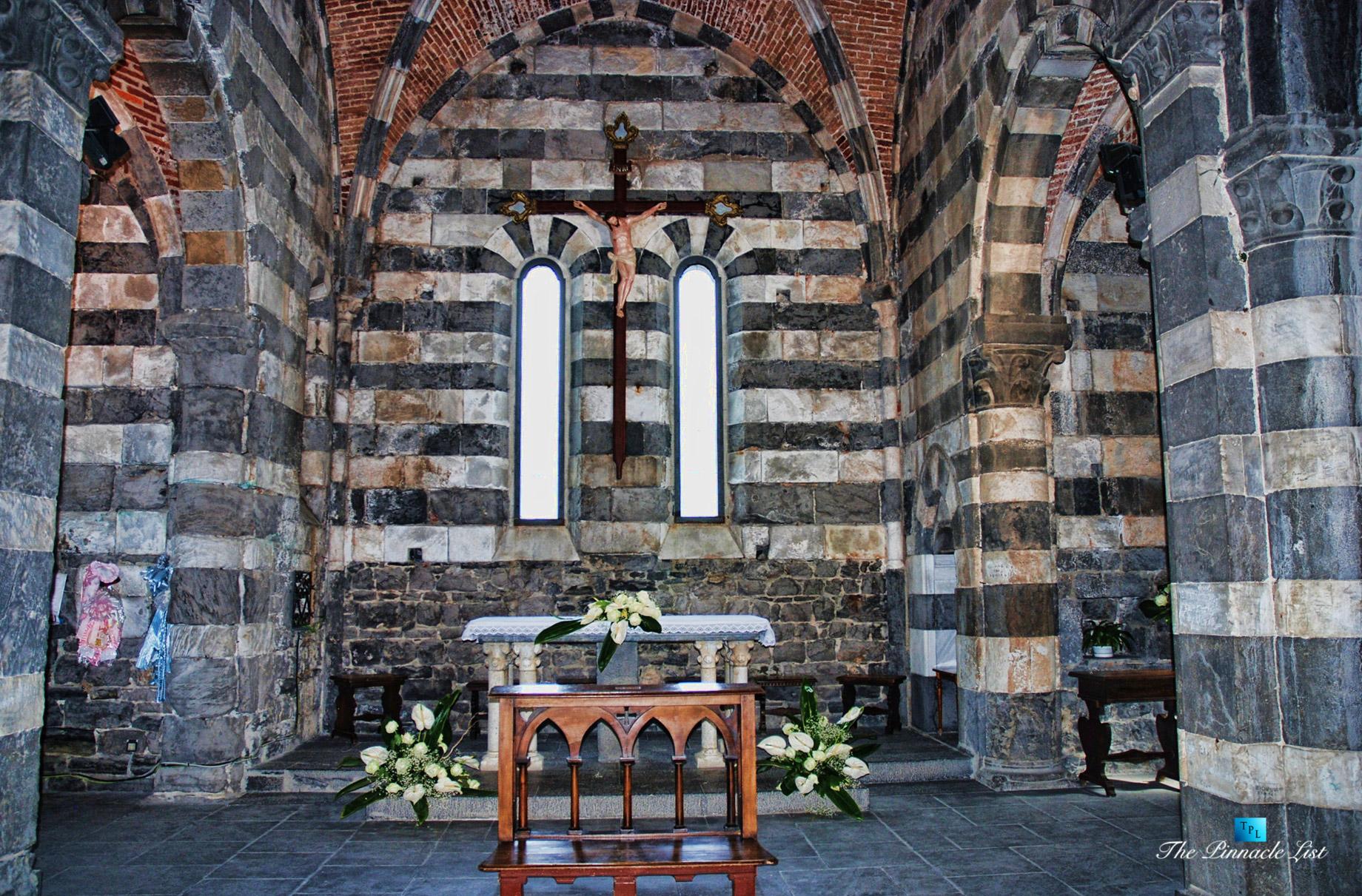 Gothic Church of St. Peter - Portovenere, La Spezia, Liguria - Italy's Hidden Treasure