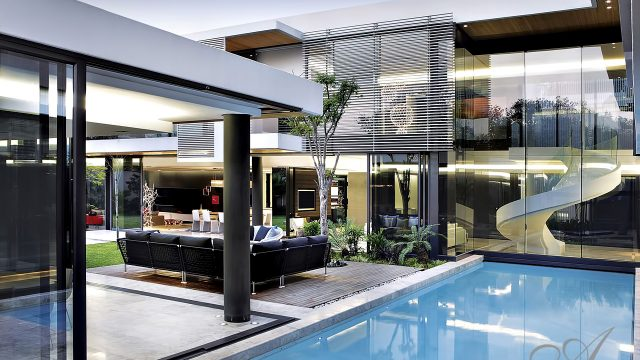6th 1448 Houghton Residence ZM - Johannesburg, Gauteng, South Africa