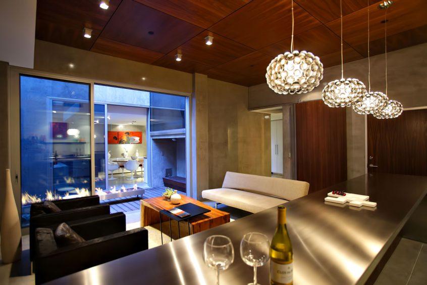 Lemperle Glass House Residence - 5672 Dolphin Place, La Jolla, San Diego, CA, USA