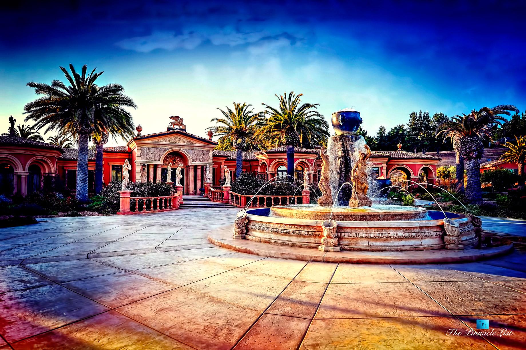 Castello della Costa d'Oro – Exotic Garden Dr, Cambria, CA, USA 🇺🇸