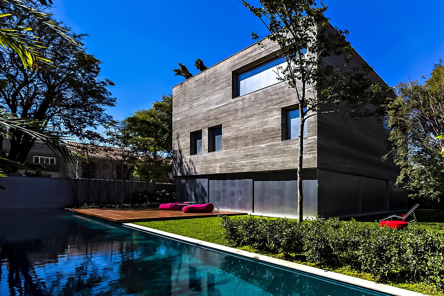 Casa Cubo – São Paulo, Brazil